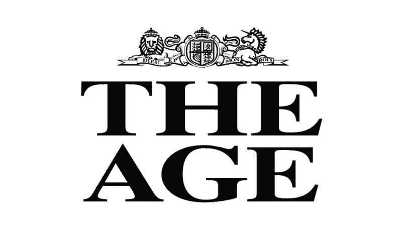 Logo for The Age